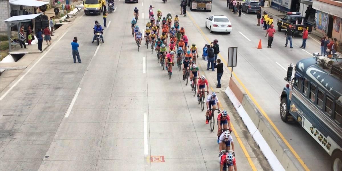 El Periférico estará cerrado este domingo por la vuelta ciclística femenina