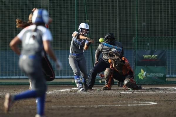 Dayanira Díaz - sóftbol - Mundial