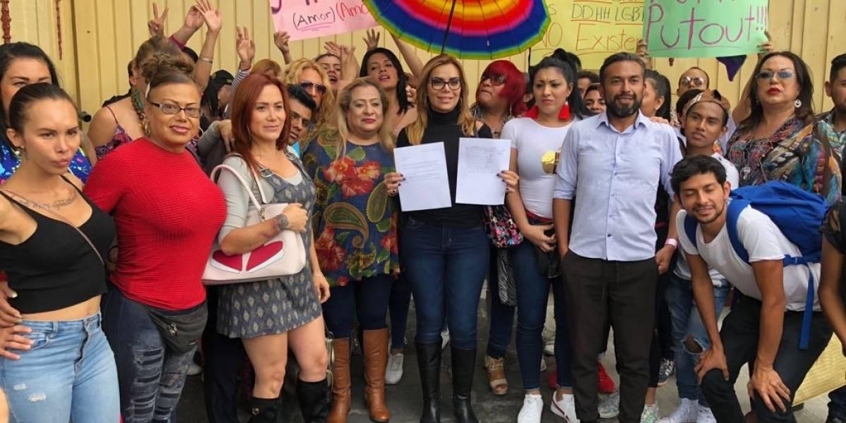 En México protestan contra Vladimir Putin; exigen cese de violencia contra comunidad LGBT