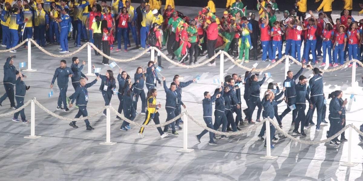 Guatemala se despide de Barranquilla al ritmo de cumbia y vallenato