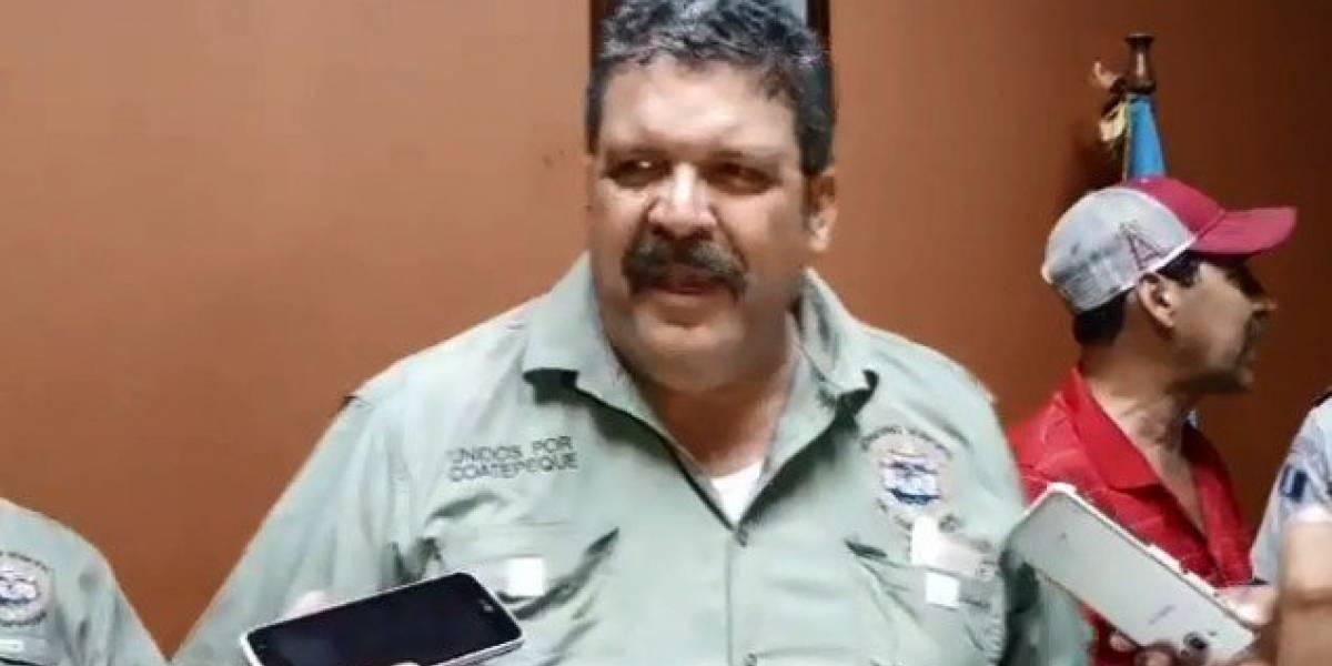 Confirman la liberación del alcalde de Coatepeque