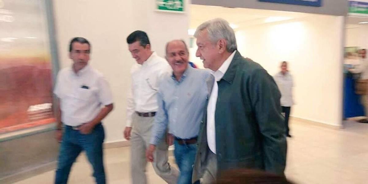 López Obrador visita Chiapas previo a ser nombrado presidente electo
