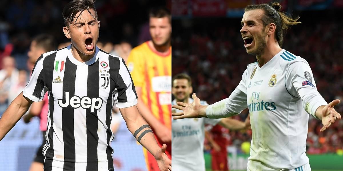 Sin Cristiano, Juventus mide fuerzas contra Real Madrid