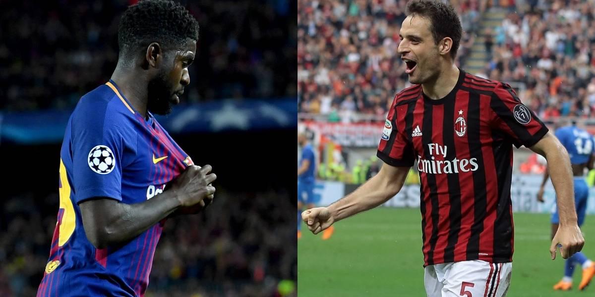 Barcelona pone punto final a su pretemporada contra el AC Milan