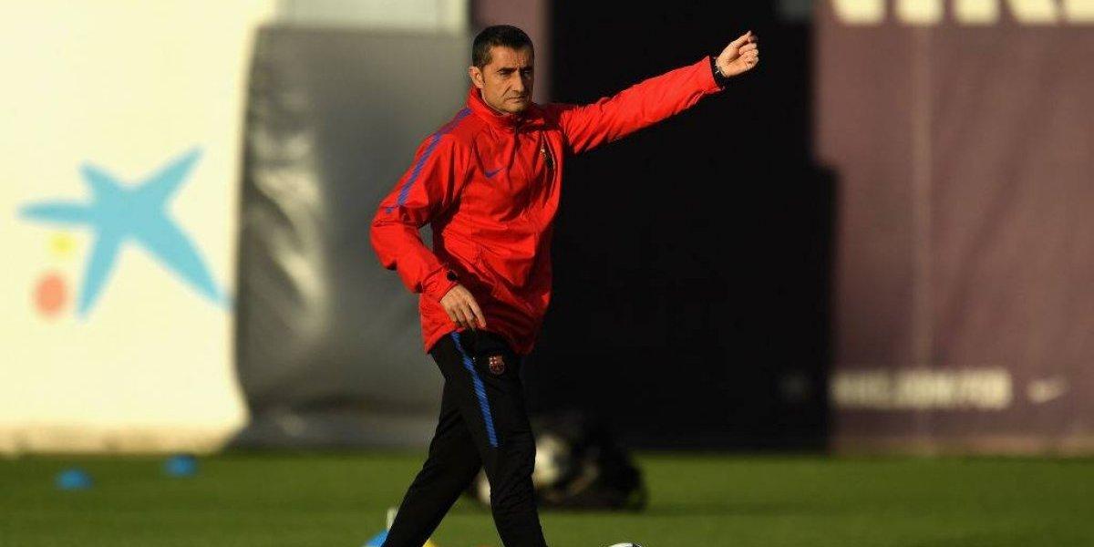 """Valverde llena de elogios a Vidal: """"Agresivo en defensa, en ataque, trabaja, tiene espíritu y eso lo contagia"""""""