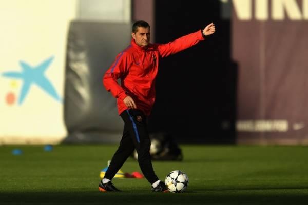 Ernesto Valverde será el DT de Arturo Vidal en Barcelona / Foto: Getty Images