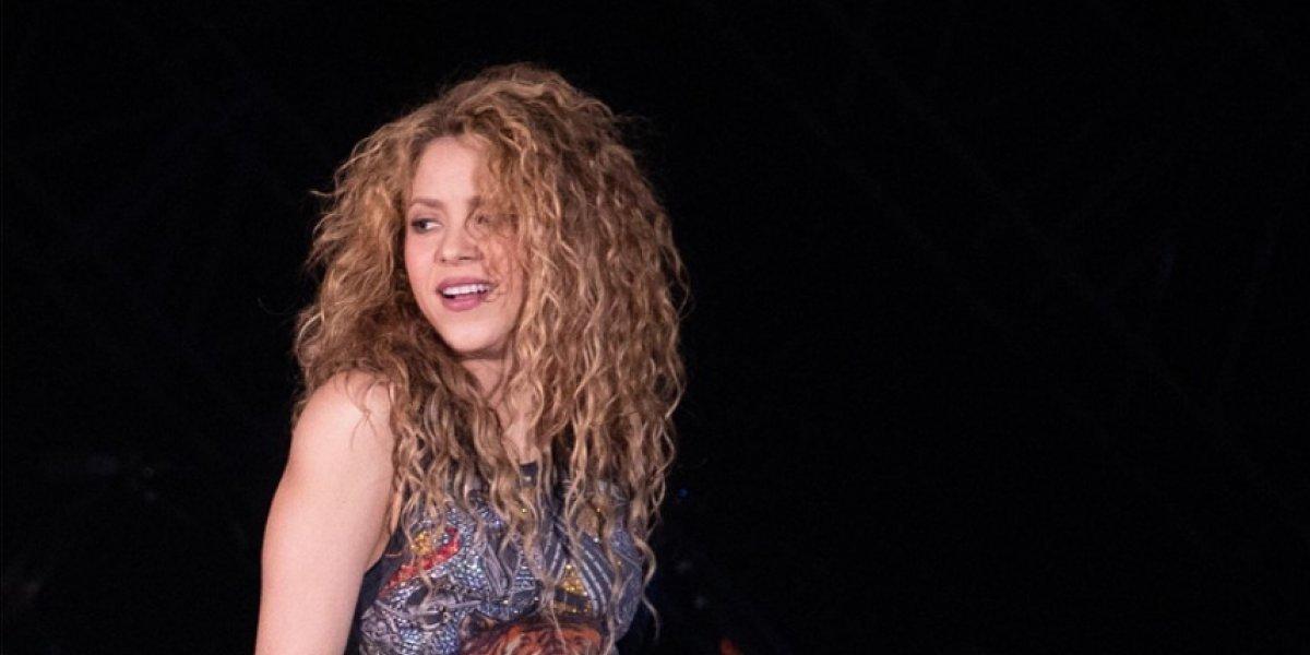 Shakira, denunciada por España por fraude fiscal de 14,5 millones de euros