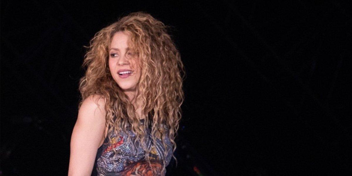 Salen a luz fotos de Shakira con su primer amor hace más de 20 años