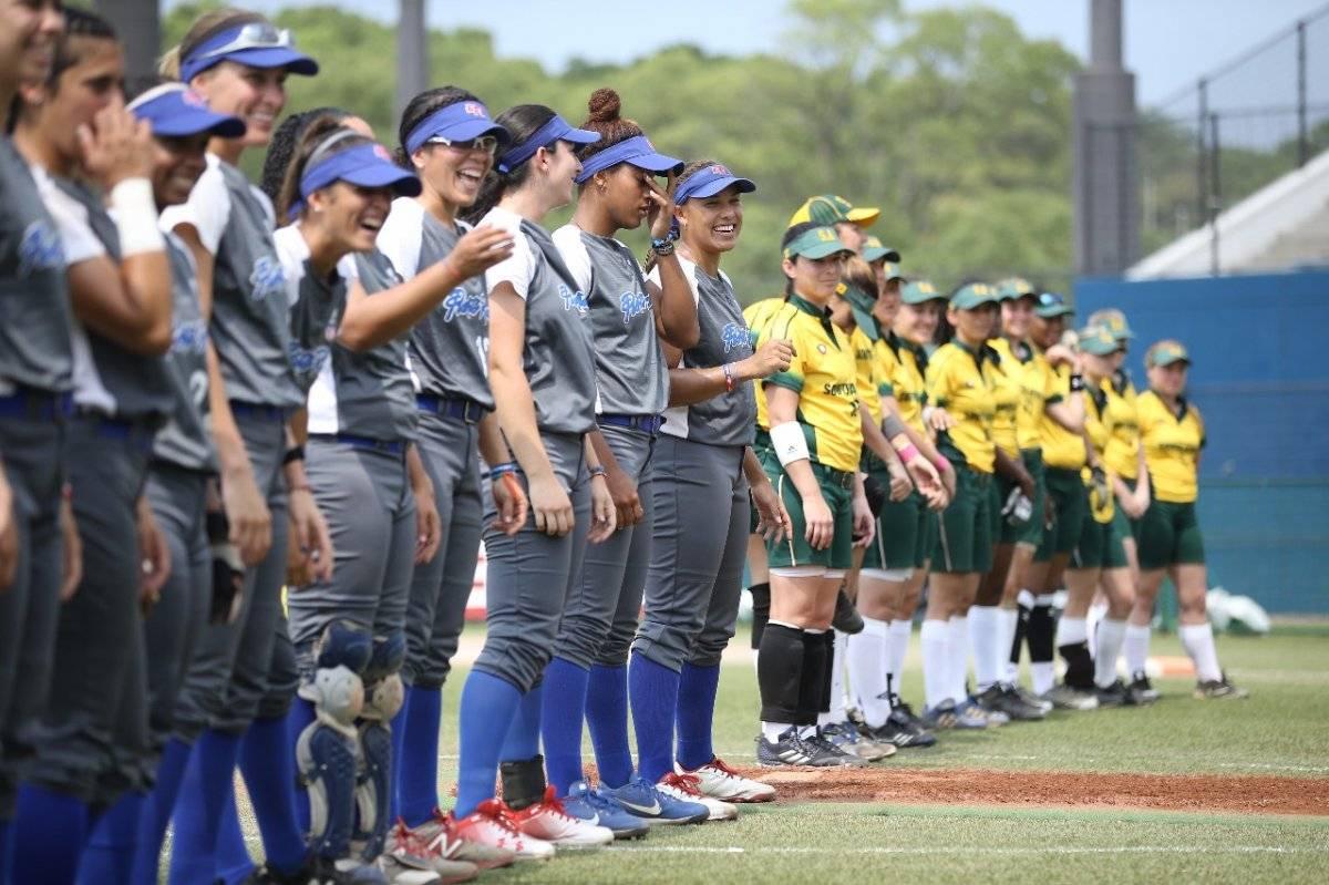 Puerto Rico - sóftbol - Mundial
