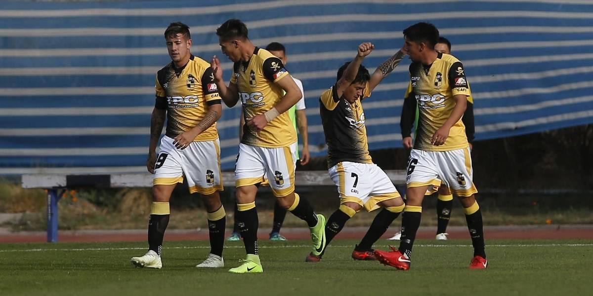 Coquimbo le dio vuelta el partido a Copiapó y volvió a la cima de la Primera B