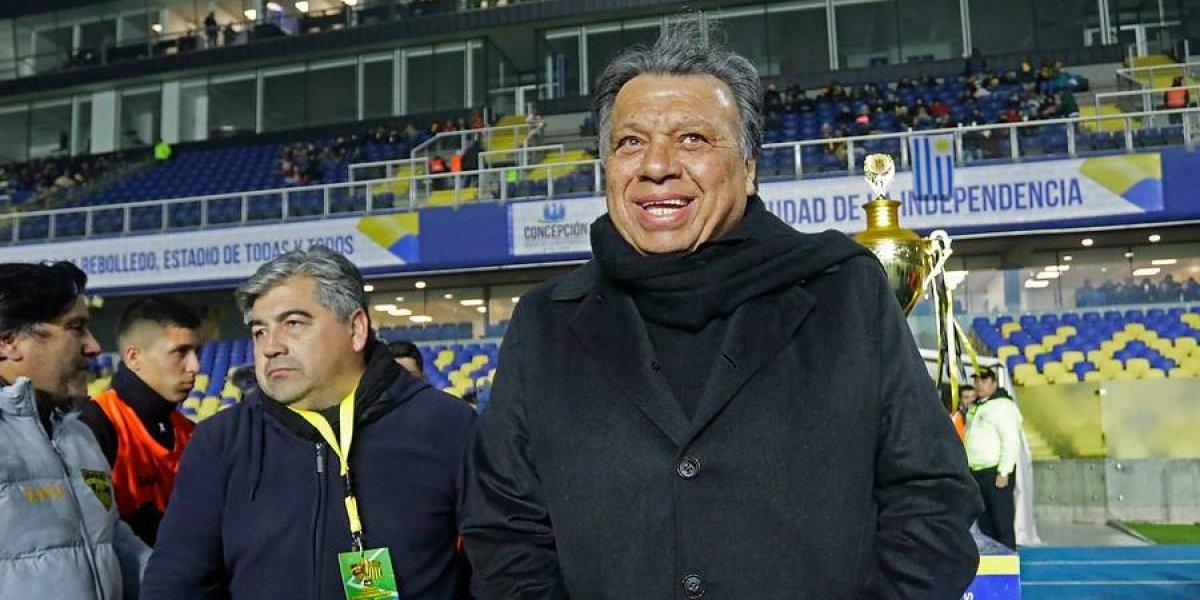 """Don Elías le desea lo mejor a Vidal pero recuerda: """"Yo superé al mismísimo Pelé"""""""