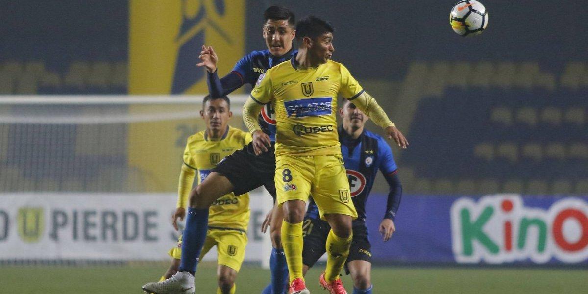 U. de Concepción venció en el último suspiro a Huachipato e igualó a la UC como líder del Campeonato