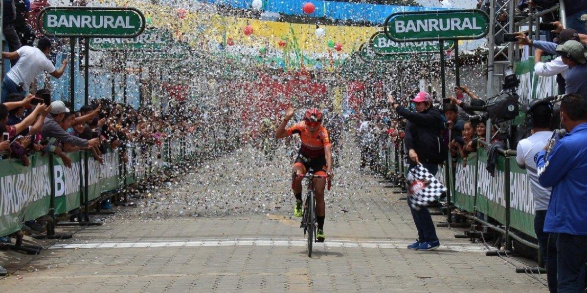 La tercera etapa de la Vuelta Femenina termina con aroma a café