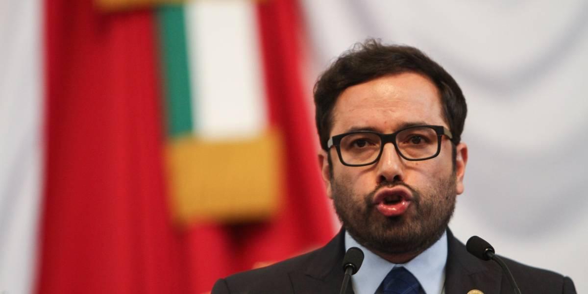 Exoneran a Víctor Hugo Romo por gastos de campaña