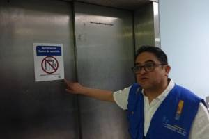 PDH verifica la situación del Hospital General San Juan de Dios.