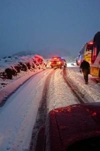 Papallacta: ¿Por qué cayó nieve en pleno verano?