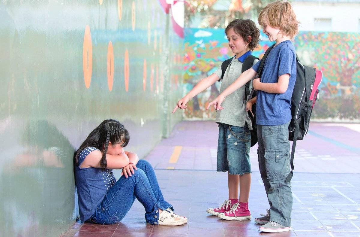 La violencia escolar o bullying afecta severamente a los jóvenes. Dreamstime