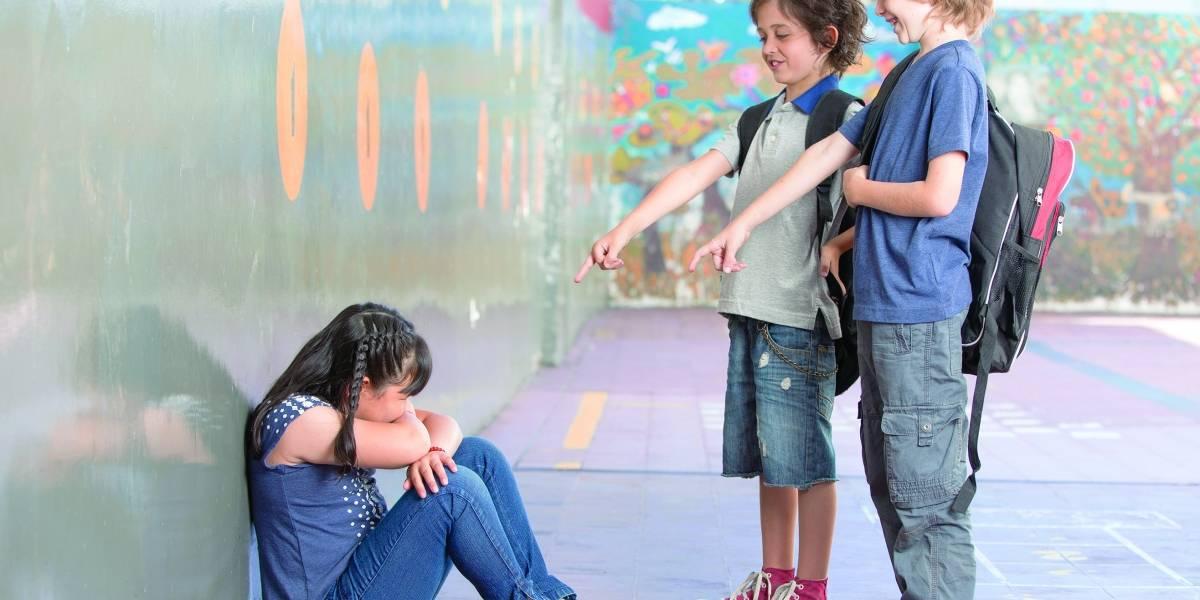 Hasta cinco de cada 10 alumnos de primaria sufre bullying