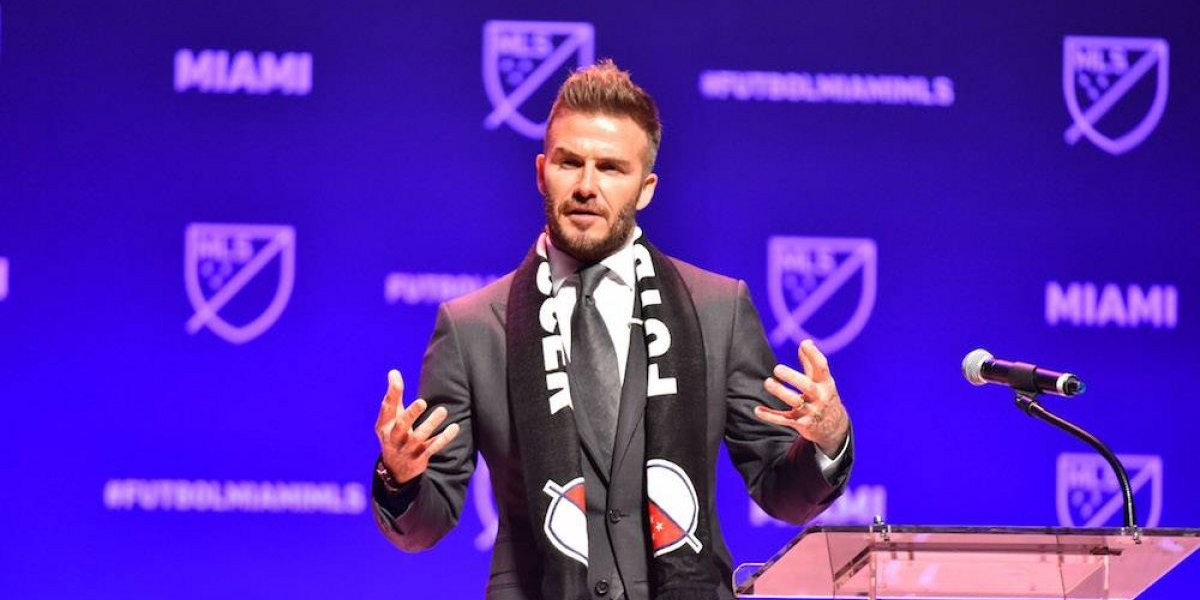 Demanda frena llegada de equipo David Beckham a Miami