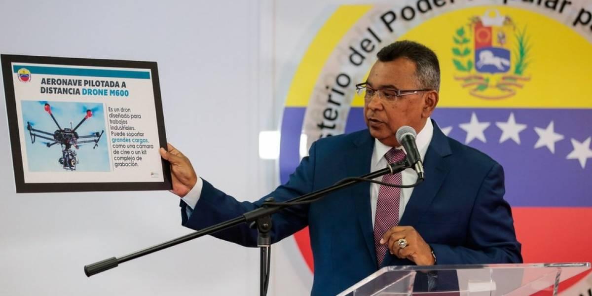 Los drones que intentaron asesinar al presidente de Venezuela