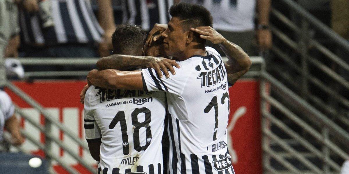 Monterrey mantiene paso perfecto al derrotar a Querétaro