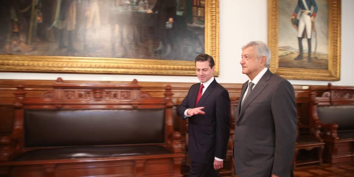 Entrega de constancia del TEPJF a AMLO, oficializa la entrega recepción federal