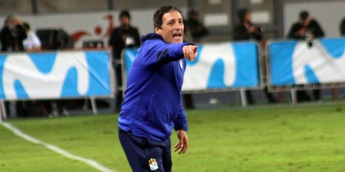 """La sorpresiva reacción de Mario Salas tras ganar la final en Perú: """"No valió absolutamente de nada"""""""