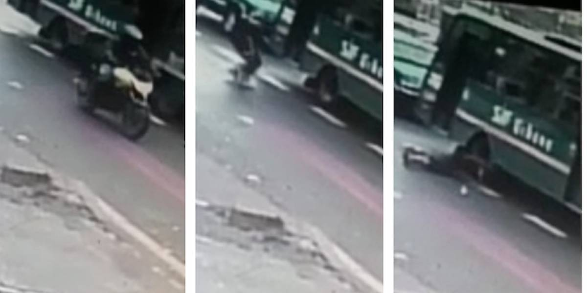 Hombre se suicida en Bogotá metiéndose debajo de un bus de Sitp