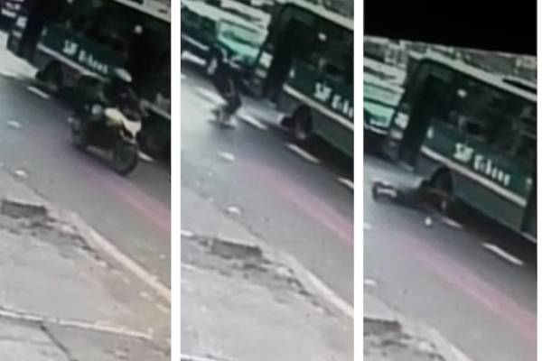 En video quedó cuando hombre se suicida en Bogotá 2018