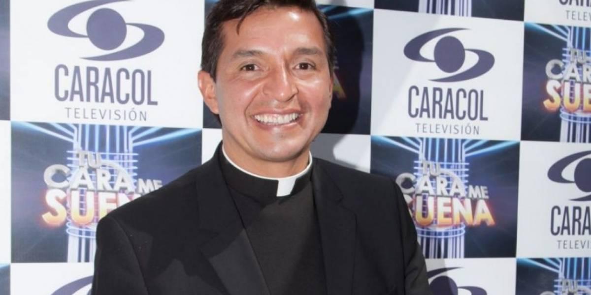'Padre Chucho' desmintió la versión del exorcismo en la Casa de Nariño