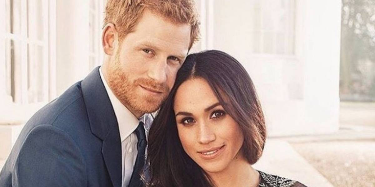 Príncipe Harry y Meghan Markle presentan al mundo a su primer hijo