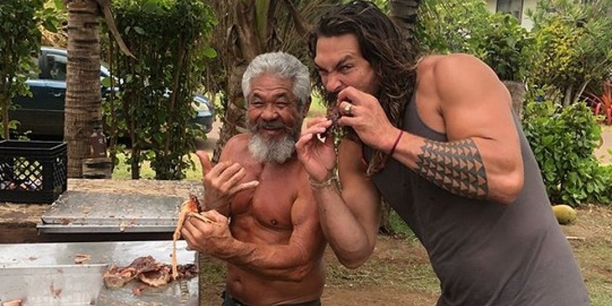 Jason Momoa altera a los defensores de los animales