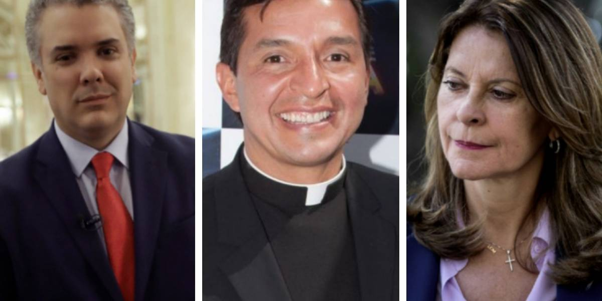 Padre Chucho pide perdón por decir mentiras sobre exorcismo en Casa de Nariño