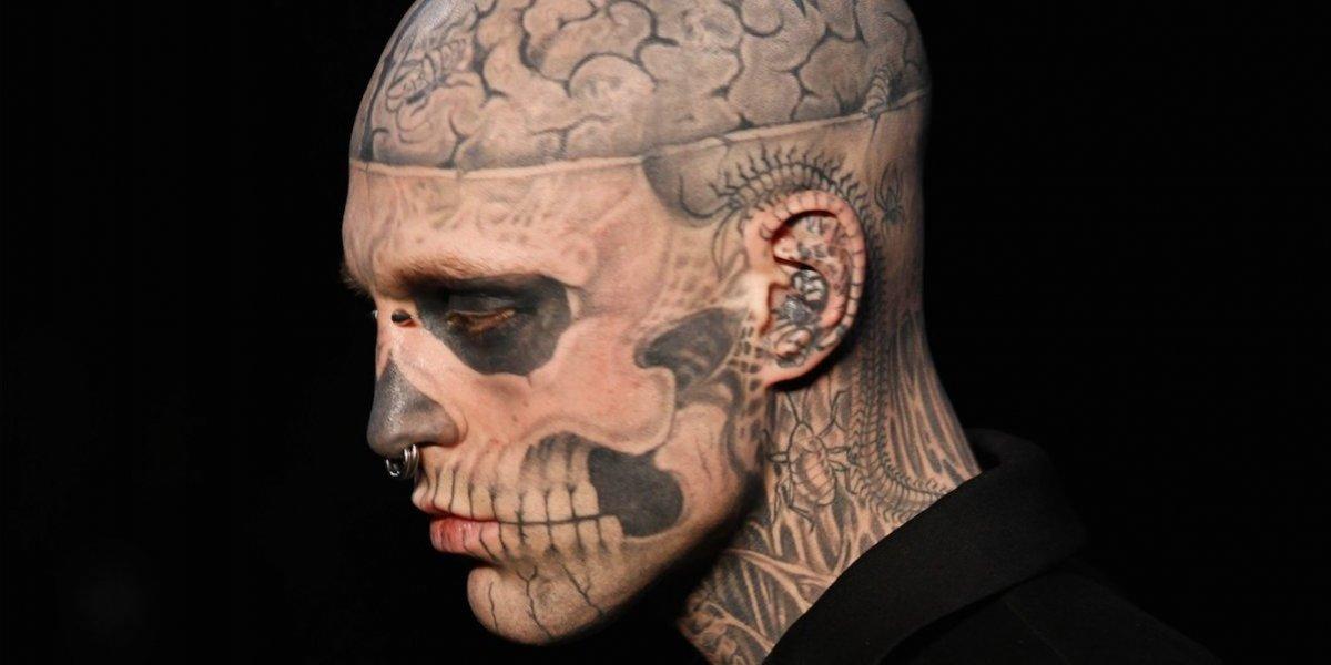 Revelan detalles de la misteriosa muerte del modelo y artista Zombie Boy