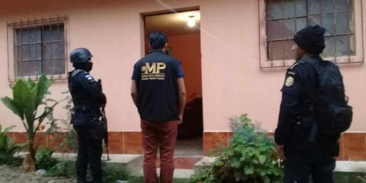 Capturan a seis personas señaladas por tráfico ilegal de migrantes