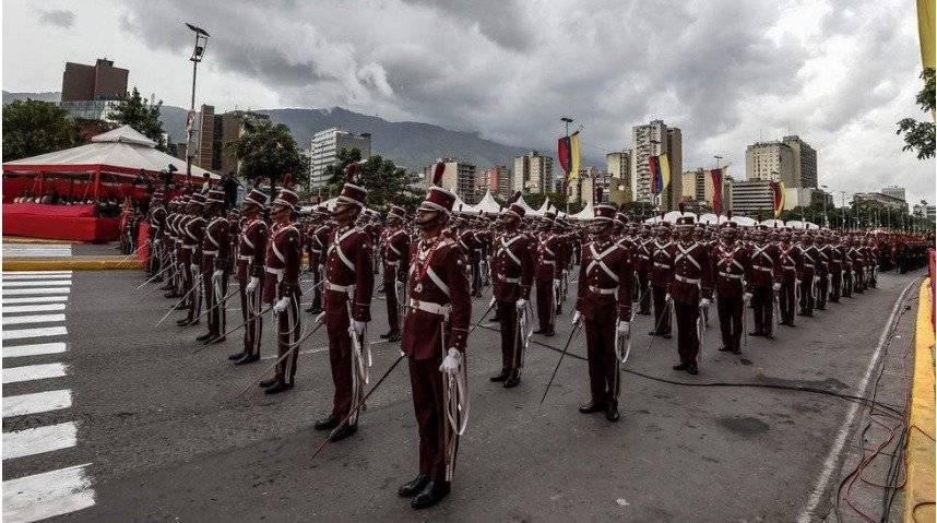 """VIDEO: Así vivieron los venezolanos """"el atentado"""" en contra de Nicolás Maduro EFE"""