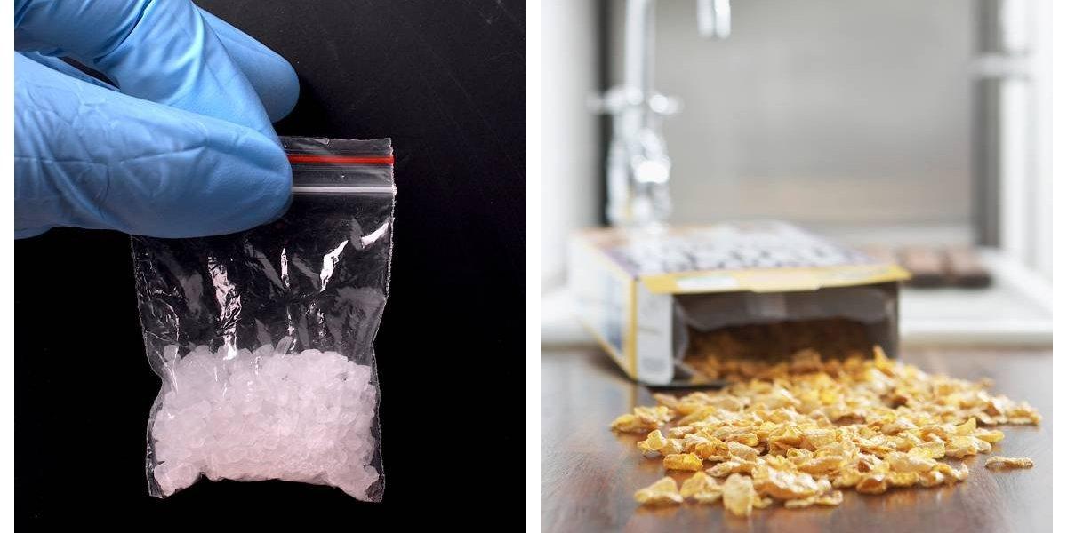 Niño de 8 años murió luego de confundir la mentanfetamina de su padre con cereal y comer 180 veces la dosis letal