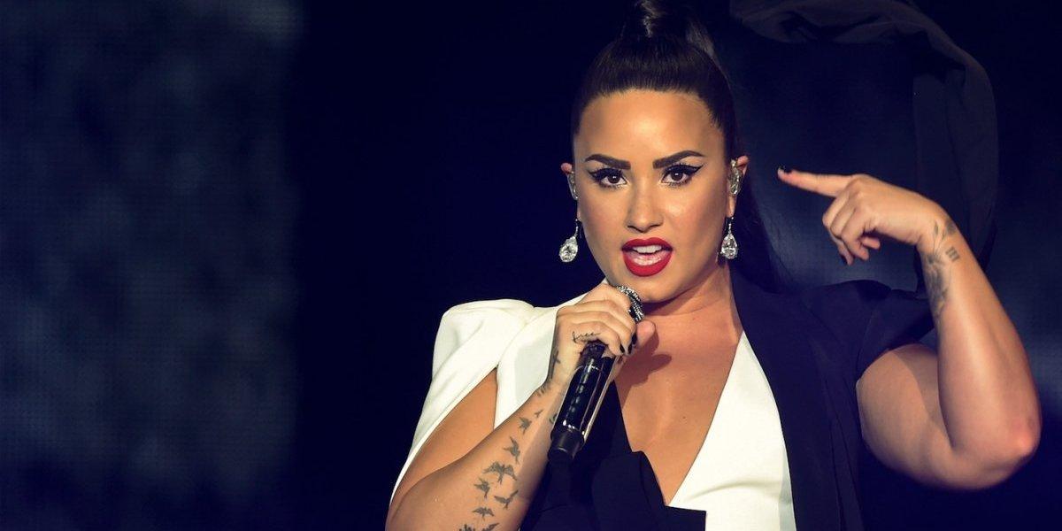 Demi Lovato reaparece en redes tras sobredosis