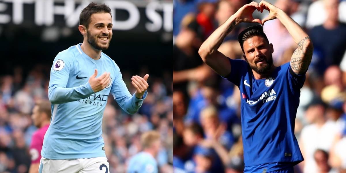 Chelsea y Manchester City definen el mejor de Inglaterra
