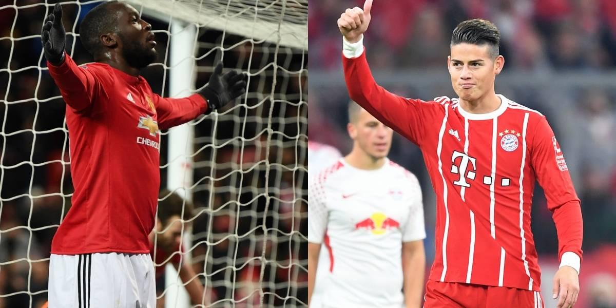 ¿Regresa James? Bayern Múnich se pone a punto contra un desconocido, Manchester United