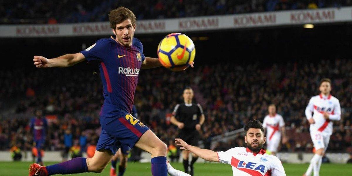"""""""Es un futbolista de altísimo nivel"""": Arturo Vidal se gana loas de sus nuevos compañeros en el Barça"""