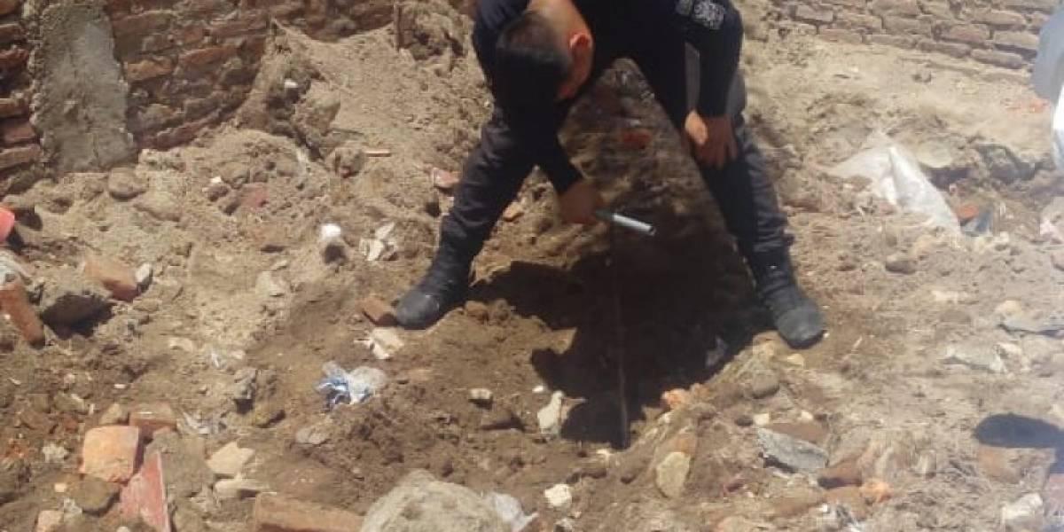 Ya son 10 los cuerpos hallados en una finca de Santa Elena de la Cruz
