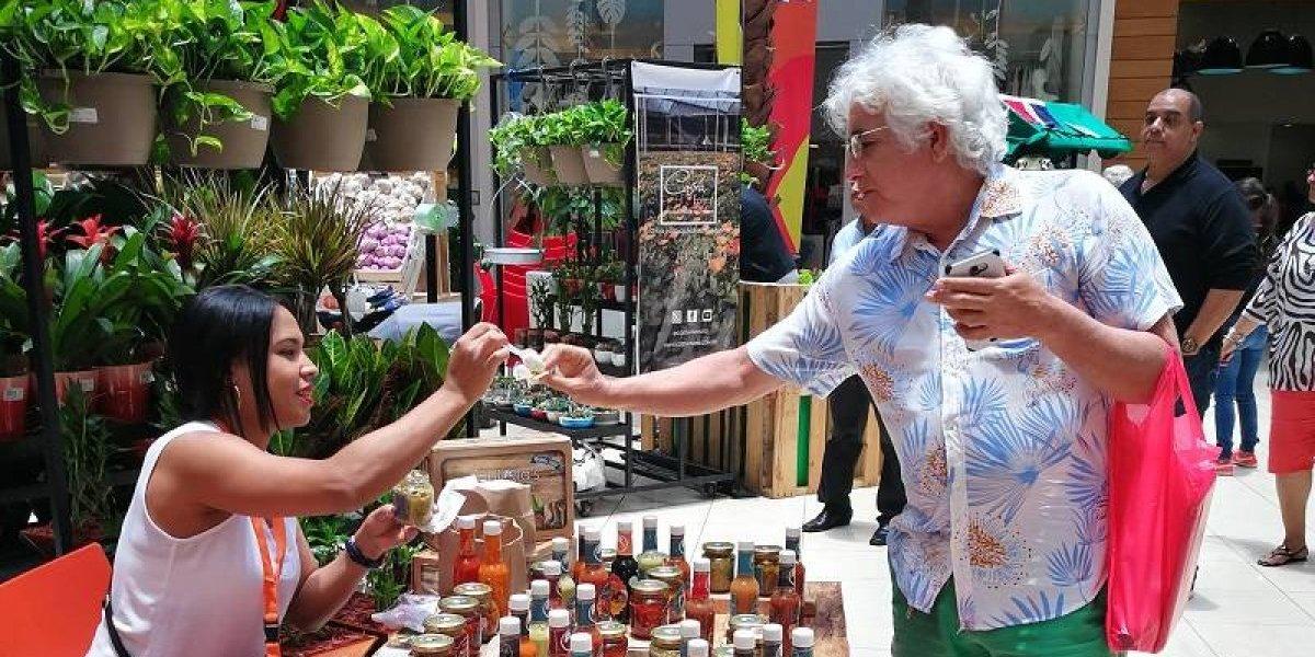 Ágora Mall apoya el emprendimiento a través del proyecto 'Mercado Central'