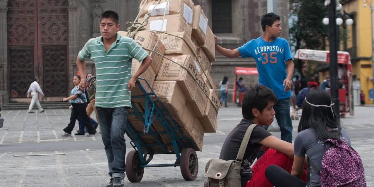 El 52% de jóvenes está marcado por la pobreza laboral