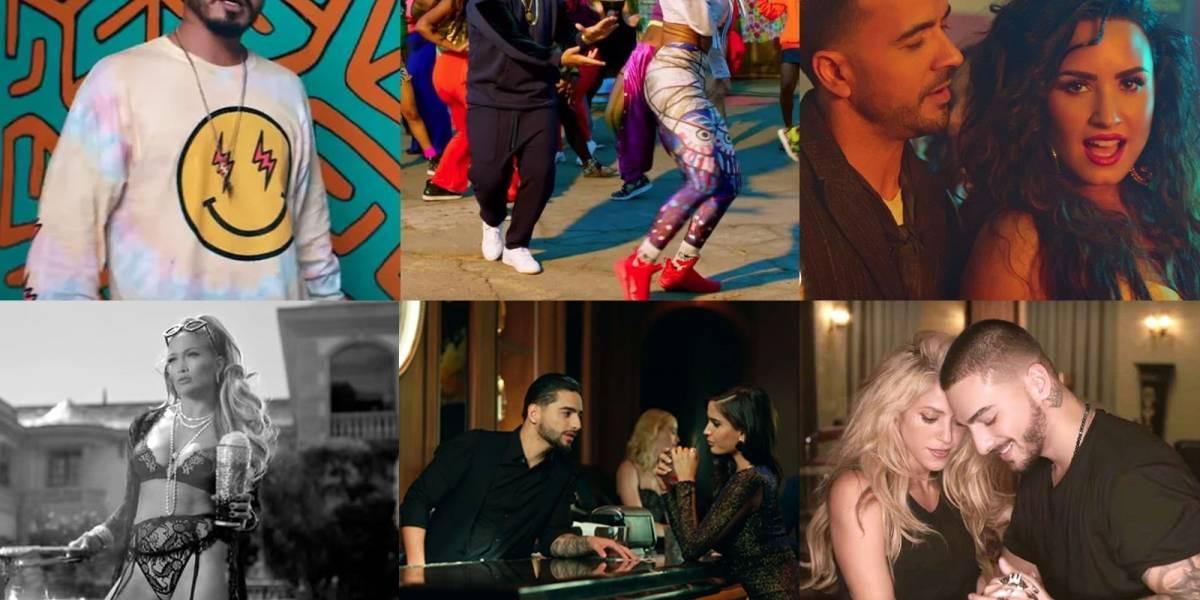 MTV Video Music Awards 2018: uno de éstos será escogido como Video Latino del Año
