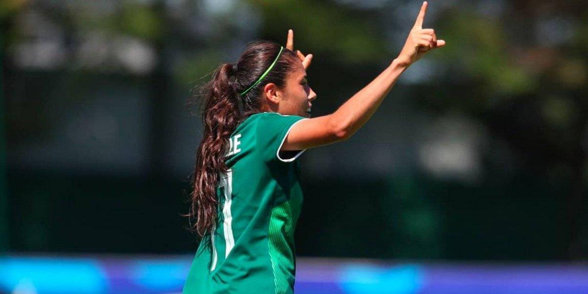 El Tri femenil debuta con victoria en el Mundial de Francia 2018