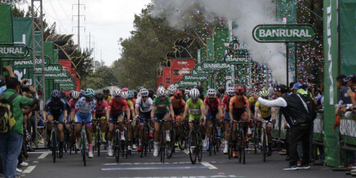 México celebra el título de la Vuelta Femenina