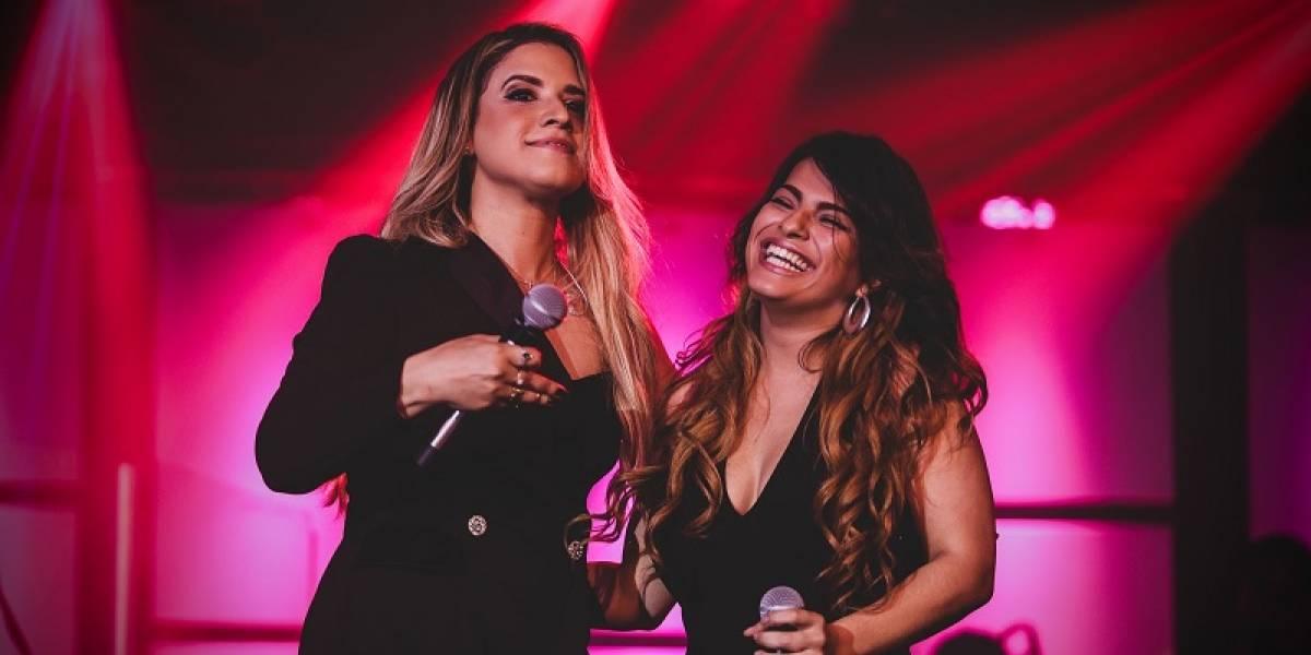 """Nathalie Hazim y su concierto """"Te cuento"""" con buena aceptación"""