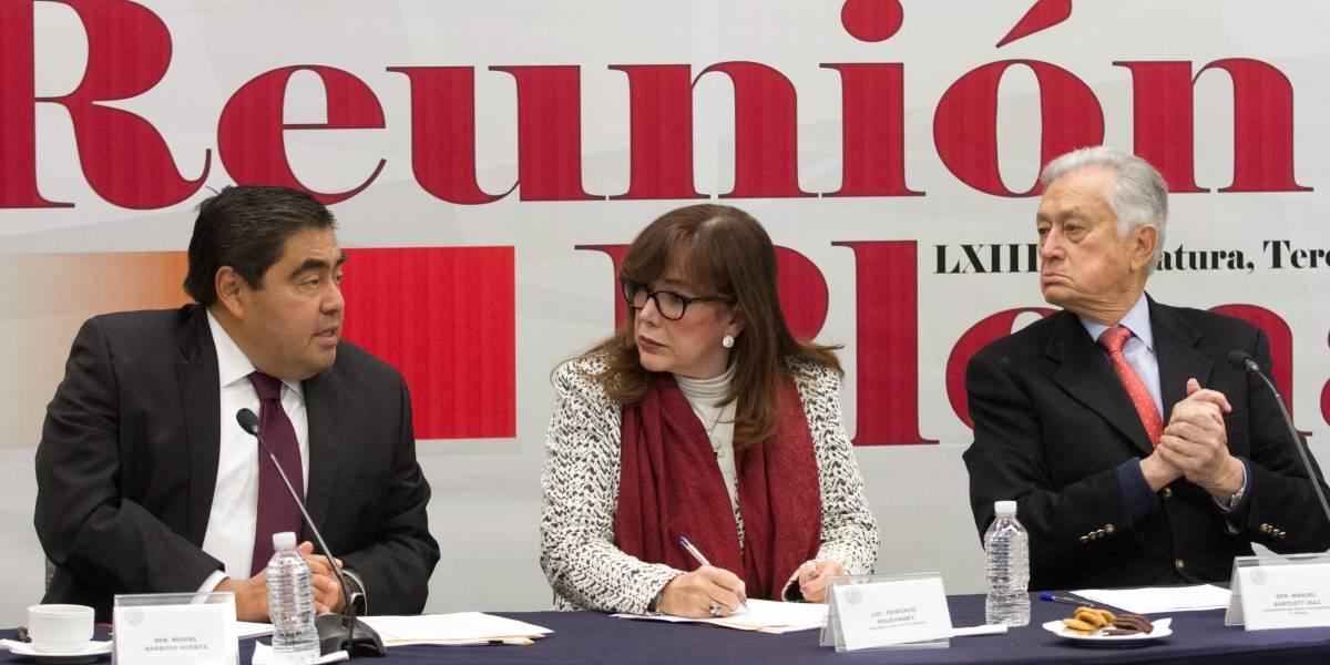 Morena alista discusión de su agenda en Congreso Nacional