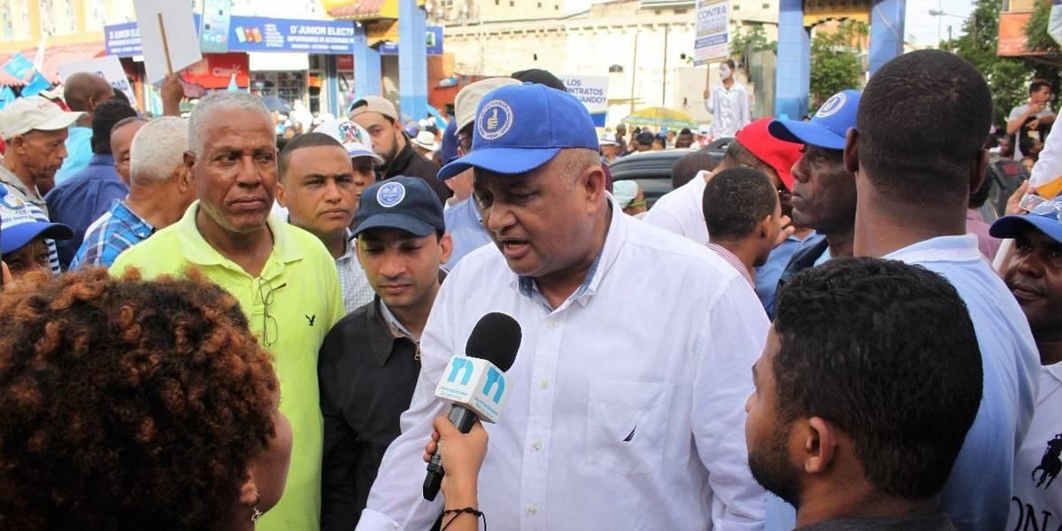 PRM inicia movilizaciones en parada cívica simultánea contra la corrupción